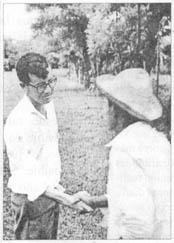 Der kolombianische Pater und Freiheitskämpfer Hector Gallego hat in der Region Santa Fé in Panama gewirkt und wurde im Jahr 1971 vom damaligen Militärregime verschleppt.