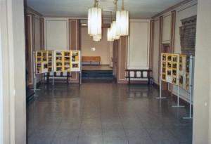 Fotoausstellung im Landgericht Hagen.
