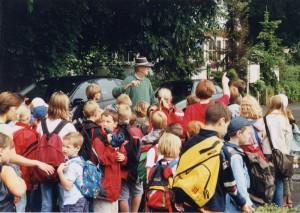 Die Grundschule Vinkenberg beim 14. PanamaLauf