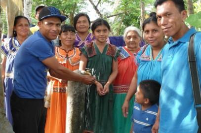 Ein Jahr Trinkwasser in Pueblo Nuevo