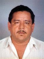 Der Vorsitzende unserer Partnerorganisation CEPAS, Luis Batista.