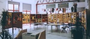 Eine Ausstellung von Fotos aus unseren Projekten in der Sparkasse Herdecke.