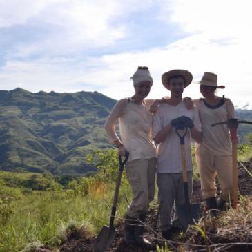Auswahl unserer weltwärts-Freiwilligen für 2015/16