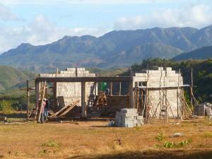 Ciruelar Schule Landschaft Bau