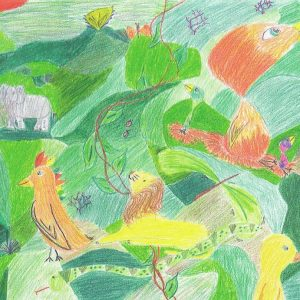 K_Vom Dschungel träumen - Julia Plichta