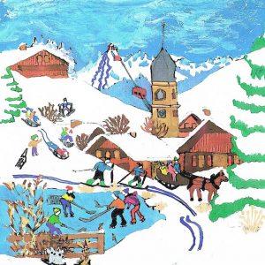 W_Bayerischer Winter - Justina Juskowiak