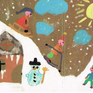 W_I'm dreaming of a brown Christmas - Corinna Padberg