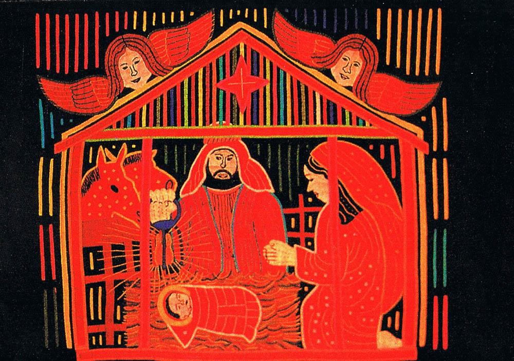 W_Weihnachten - Indigene Bevölkerung der Kuna Yala