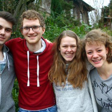 Neue Freiwillige für Panama 2016/17
