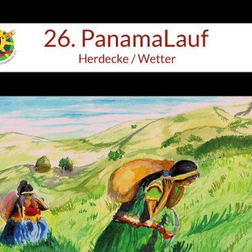 Vorbereitungen zum 26. PanamaLauf