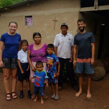 Bericht unserer Freiwilligen aus Mata Redonda