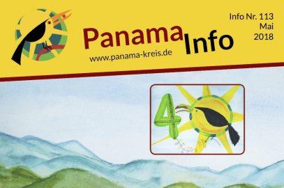 PanamaInfo – Ausgabe zum Jubiläum