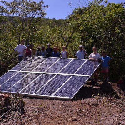 Beispielbild Solaranlage