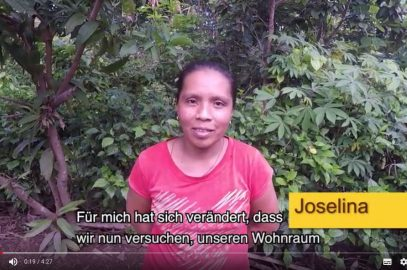 Neues Video: Interviews mit Dorfbewohnern Mata Redondas