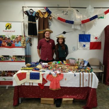 Auf dem Adventsmarkt in Volmarstein